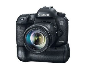 Canon EOS 7D Mark II