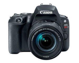 Canon EOS Rebel SL2 Review